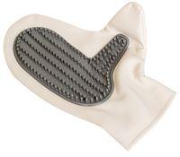 Массажная перчатка для ухода за шерстью (14х25 см)