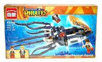 """Конструктор """"Пираты"""" (231 деталь)"""