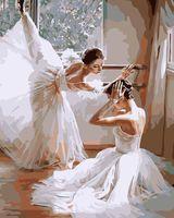 """Картина по номерам """"Балерины"""" (400х500 мм; арт. PC4050019)"""