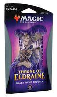 """Бустер """"Magic the Gathering. Throne of Eldraine. Чёрный"""" (35 карт)"""