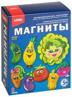 """Фигурки на магнитах """"Овощи"""""""