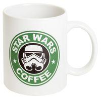 """Кружка """"Звездные войны. Star Wars Coffee"""" (белая)"""
