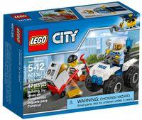 "LEGO City ""Полицейский квадроцикл"""