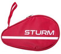 Чехол для ракетки для настольного тенниса CS-01 (красный)
