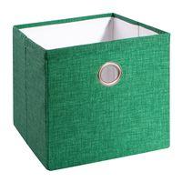 """Корзина """"Фальсо"""" (30х30х30 см; зеленая)"""