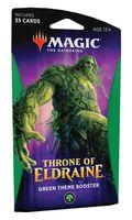 """Бустер """"Magic the Gathering. Throne of Eldraine. Зелёный"""" (35 карт)"""