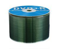 Диск DVD+R 4.7 Gb 16x Data Standart Bulk 50