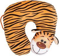 """Подушка под шею """"Дорожный тигр"""""""
