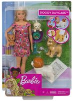 """Игровой набор """"Барби и домашние питомцы"""" (арт. FXH08)"""