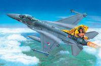 "Истребитель ""F-16 Fighting Falcon"" (масштаб: 1/48)"
