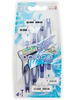 """Станок для бритья одноразовый """"Dorco TR A400"""" (4 шт.)"""