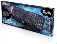 Клавиатура игровая мультимедийная Smartbuy RUSH 304GU SBK-304GU-K