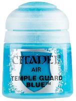 "Краска для аэрографа ""Citadel Air"" (temple guard blue; 12 мл)"