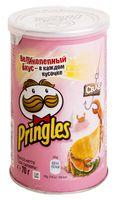 """Чипсы картофельные """"Pringles"""" (70 г; краб)"""
