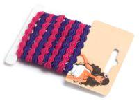 Набор резинок для волос разноцветных (10 шт.)
