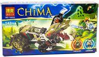 """Конструктор """"Chima. Потрошитель Кроули"""" (142 детали)"""