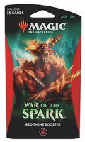 "Бустер ""Magic the Gathering. War of the Spark. Красный"" (35 карт)"
