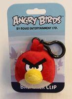 "Мягкая игрушка-брелок ""Angry Birds красная"""