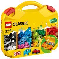 """LEGO Classic """"Чемоданчик для творчества и конструирования"""""""
