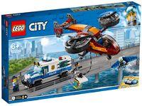 """LEGO City """"Воздушная полиция: кража бриллиантов"""""""
