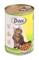 Консервы для кошек (415 г; кролик)