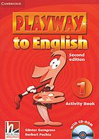 Playway to English 1: Activity Book (+ CD)