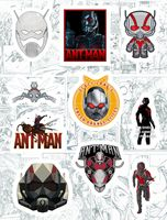 "Набор виниловых наклеек №170 ""Ant-Man"""