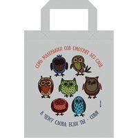"""Сумка """"7 Owls"""" (34x41 см)"""