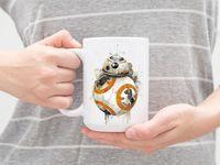 """Кружка """"Звездные войны. BB-2"""""""