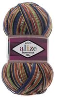 ALIZE. Superwash 100 №2701 (100 г; 420 м)