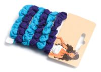 Набор резинок для волос разноцветных (6 шт.; арт. 5221-1025)