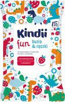 """Влажные салфетки детские """"Kindii Fun"""" (25 шт.)"""