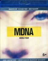 Madonna: The MDNA Tour (Blu-Ray)