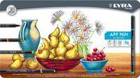 """Фломастеры """"LYRA Hi-Quality Art Pen"""" (50 шт)"""