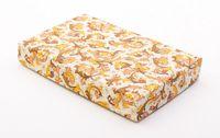 "Подарочная коробка ""Traditional"" (11,5х18х2,8 см; оранжевые элементы)"