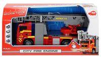 """Пожарная машина """"City Fire Engine"""" (со световыми и звуковыми эффектами)"""