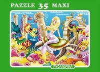 "Пазл maxi ""Русалочка"" (35 элементов)"