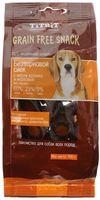 """Лакомство для собак """"Grain Free"""" (100 г; кролик и морковь)"""
