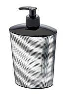 Дозатор для жидкого мыла пластмассовый (110х80х180 мм; арт. DM050-X49)
