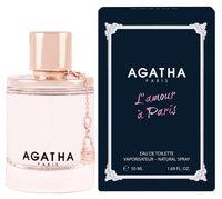 "Туалетная вода для женщин Agatha ""L'amour A Paris"" (50 мл)"