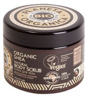 "Скраб для тела ""Organic Shea"" (300 мл)"