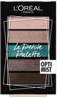 """Палетка теней для век """"La Petite Palette"""" тон: 03, смелость"""