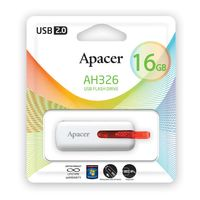 USB Flash Drive 16Gb Apacer AH 326 (White)
