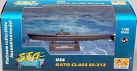 "Субмарина ""USS SS-212 Gato 1941"" (масштаб: 1/700)"