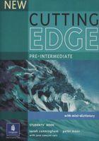 New Cutting Edge. Pre-intermediate. Student`s Book with Mini-Dictionary