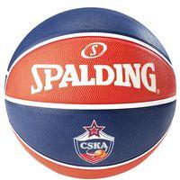 Мяч баскетбольный Spalding Euroleague CSKA №7
