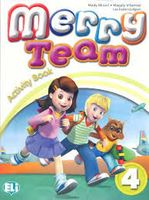 Merry Team: Activity Book v. 4 (+ CD)