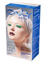 """Гель-краска для волос """"ESTEL ONLY"""" тон: 10/16, светлый пепельно-фиолетовый блондин"""