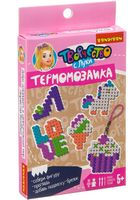 """Термомозаика """"Пирожное-мороженое 2D"""""""
