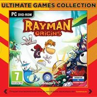 Ultimate games. Rayman Origins